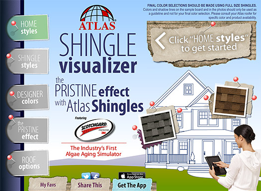 Shingle Visualizer