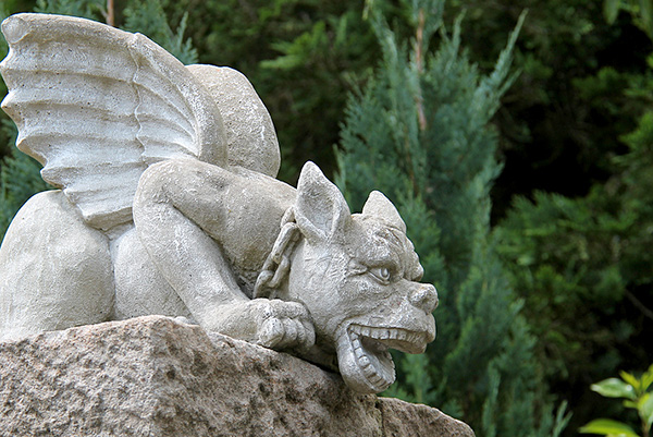 Does Your Home Need A Gutter Gargoyle The Ultimate Lawn