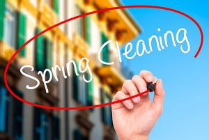 Spring Cleaning Exterior Maintenance Checklist