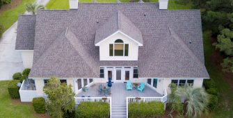 Maryland Home with New Shingled Roof